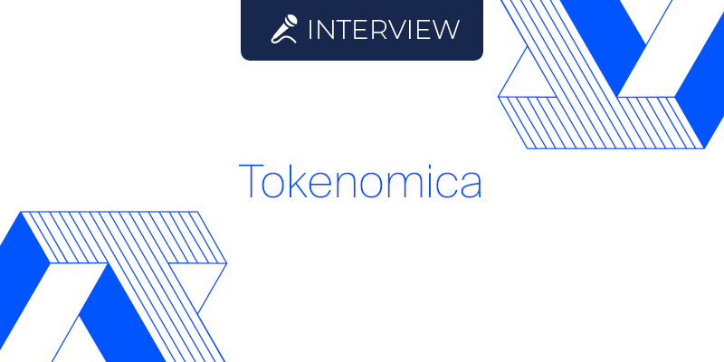 Interview with Artem Tolkachev, CEO of Tokenomica
