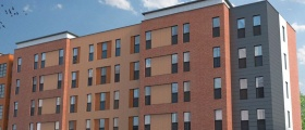 Student accommodation in Nottingham